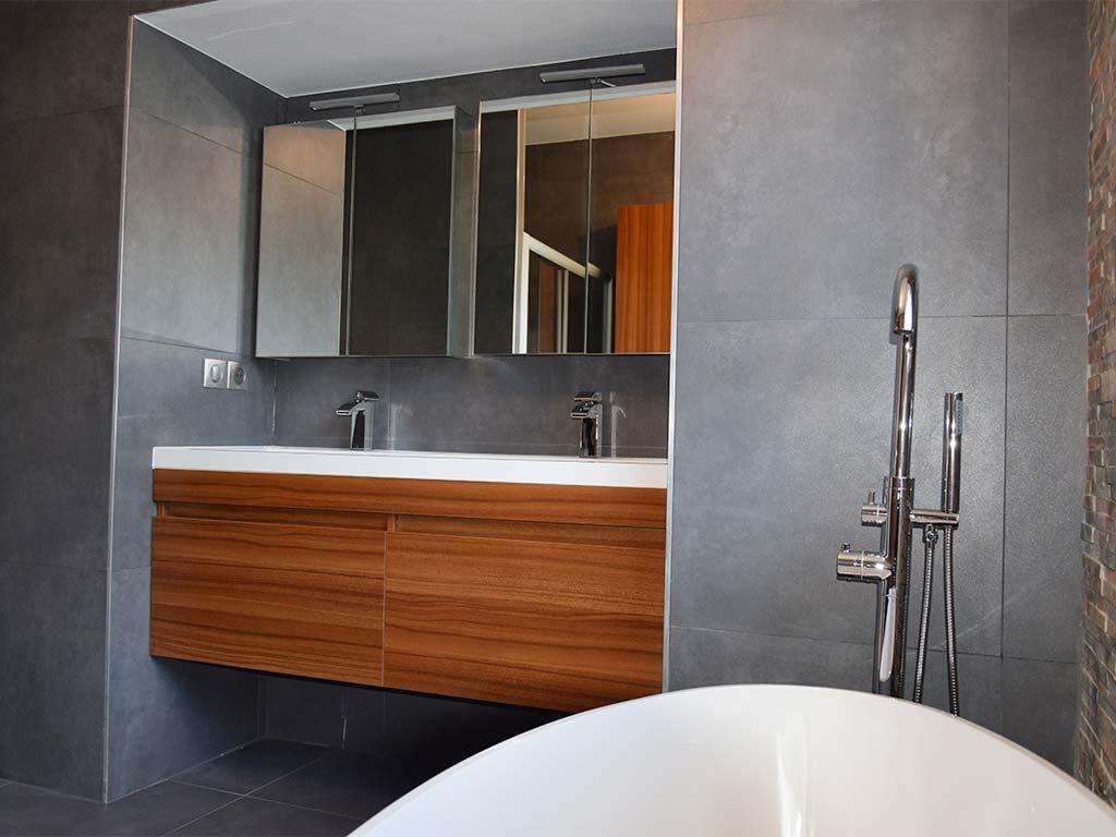 réparation salle de bain