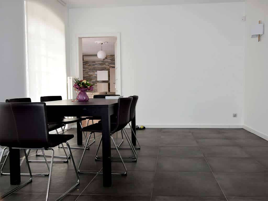 carrelage appartement awesome isolation phonique du sol duun appartement disposition technique. Black Bedroom Furniture Sets. Home Design Ideas